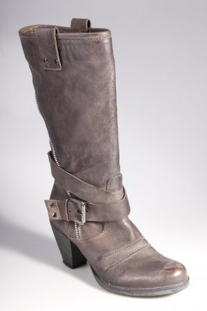 YKX & Co. Boots dark brown