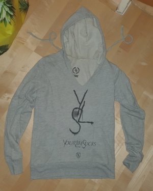 Hooded Sweatshirt grey