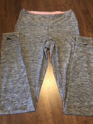 active Sportbroek zilver