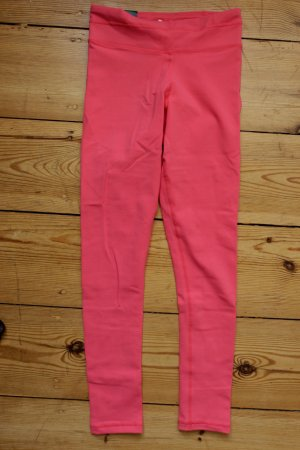 Yoga Pants/Hose in neon pink