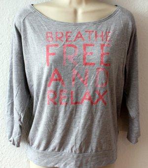 Yoga Shirt, grau