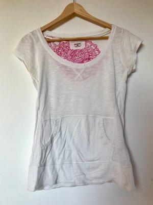 H&M T-shirt de sport blanc