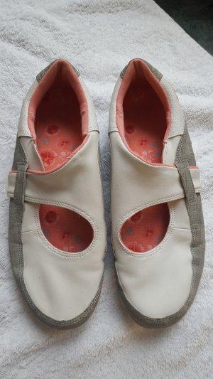 Nike Slip-on Sneakers white-neon pink