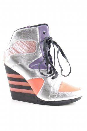 Yohji Yamamoto Wedge Sneaker Colourblocking extravaganter Stil