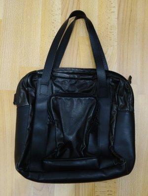 Yohji Yamamoto Bag black leather