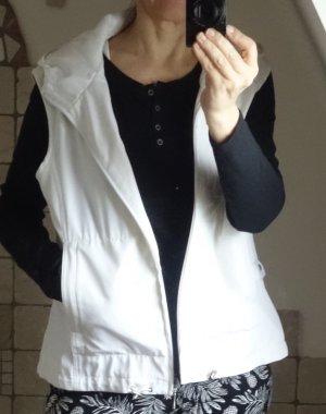 Gilet matelassé blanc
