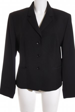 Yorn Blazer schwarz Business-Look