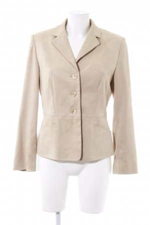 Yorn Boyfriend-Blazer camel Business-Look