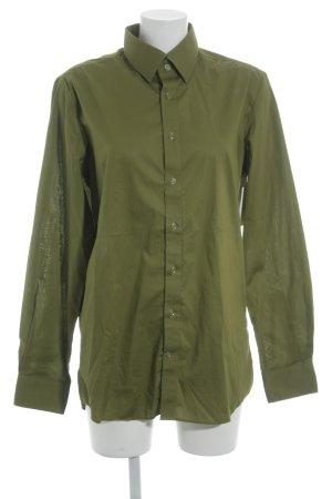 Yorn Camicia blusa verde prato stile casual
