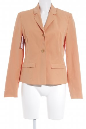 Yorn Sweatblazer hellorange Business-Look