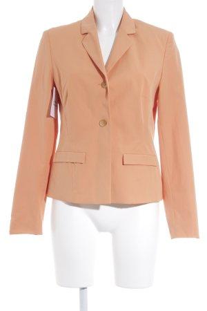 Yorn Blazer sweat arancione chiaro stile professionale