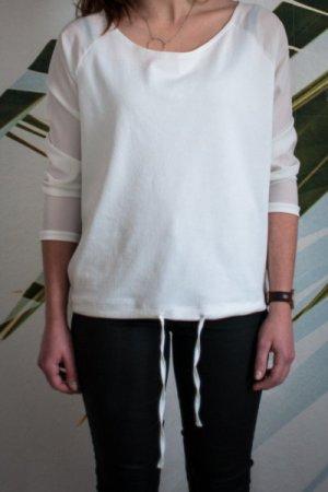 YORN Weiße Bluse Größe 36