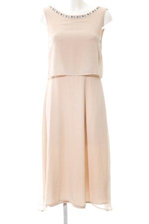 Young Couture by Barbara Schwarzer A-Linien Kleid roségoldfarben Elegant