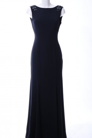 Young Couture by Barbara Schwarzer Vestido de noche negro