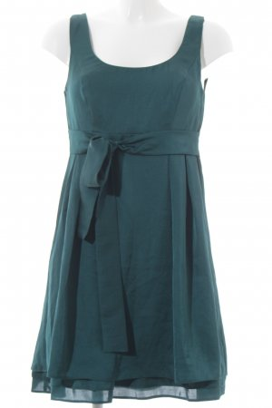 Young Couture by Barbara Schwarzer Vestido corte imperio azul cadete