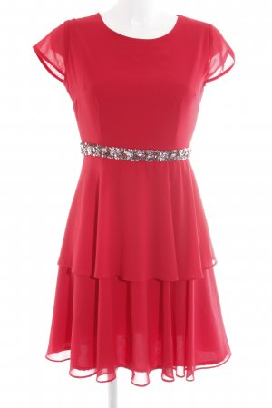 Young Couture Cocktailkleid rot Elegant