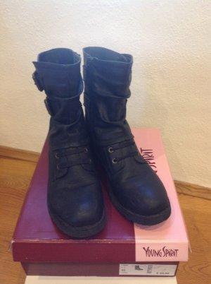 Young Spirit Boots Gr. 40 schwarz