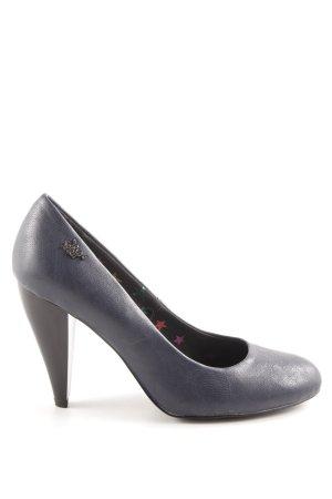 Young Spirit High Heels blau Business-Look