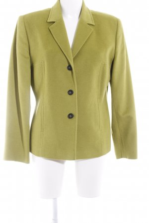 Your 6th Sense Woll-Blazer grasgrün Casual-Look