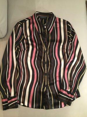 Your Sixth Sense Glanzende blouse veelkleurig Polyester