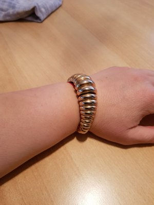 Yves Saint Laurent Bangle gold-colored
