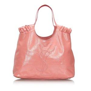 YSL Belle de Jour Patent Leather Tote Bag
