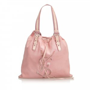 Yves Saint Laurent Tote rosé
