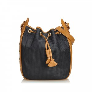 YSL Drawstring Shoulder Bag