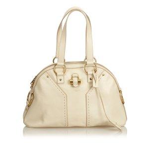 YSL Leather Muse Shoulder Bag