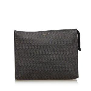 YSL Logo Clutch Bag