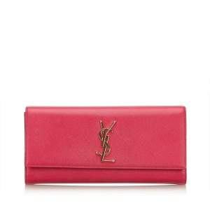 YSL Monogram Kate Clutch Bag