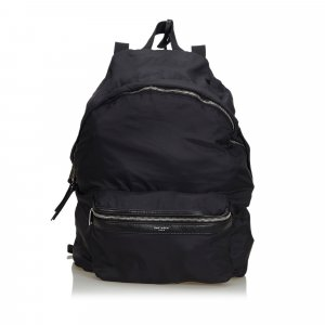 YSL Nylon Foldable Backpack