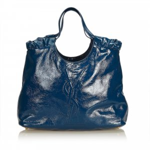 YSL Patent Leather Belle de Jour Tote