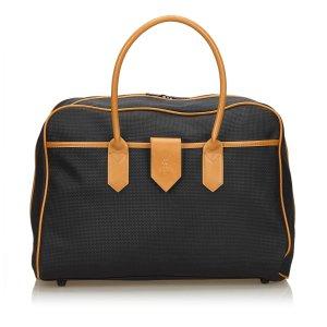 YSL PVC Boston Bag