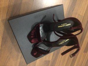 Yves Saint Laurent High Heel Sandal multicolored