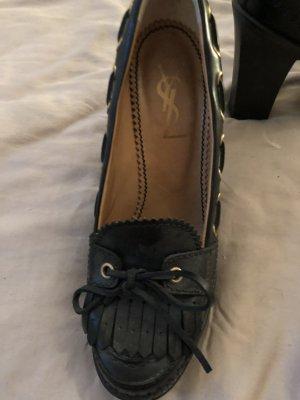 Ysl Schuhe 38 schwarz wie neu Blogger