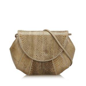 YSL Snakeskin Crossbody Bag