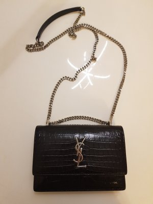YSL Sunset Chain Wallet Monogramme