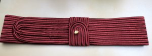 Yves Saint Laurent Studded Belt russet