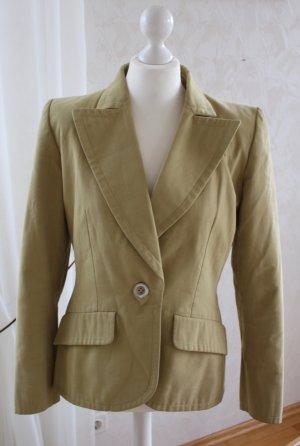 YSL Yves Saint Laurent Blazer Vintage Jacke Baumwolle