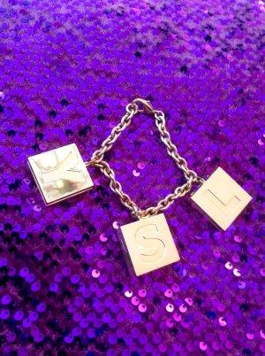 YSL Yves Saint Laurent Limeted Edition Taschenanhänger Armband Schlüsselanhänge