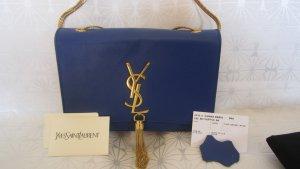 YSL - Yves Saint Laurent Tasche Modell Kate Satchel mit Metallquaste
