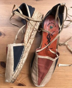 YSL Yves Saint Laurent Vintage Sandalen
