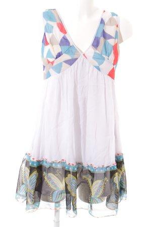 Yumi A-Linien Kleid Mustermix