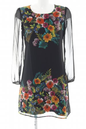 Yumi Blusenkleid Blumenmuster Elegant