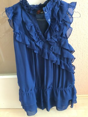 YUMI Cocktail Kleid Blau