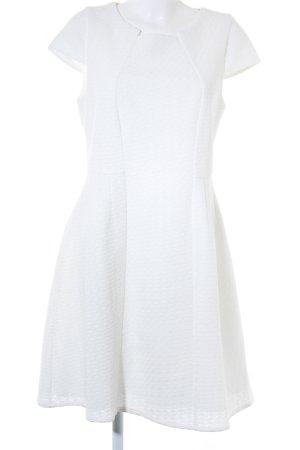 Yumi Etuikleid wollweiß 60ies-Stil