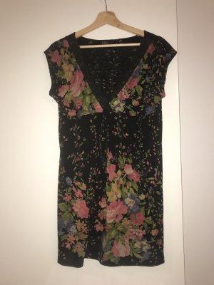 Yumi Freizeitkleid mit Blumenprint, Gr. S/M