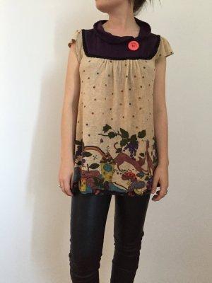 Yumi Herbst Strick Kleid