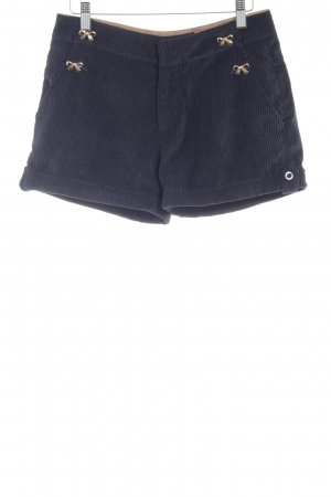 Yumi Hot Pants dunkelblau Casual-Look